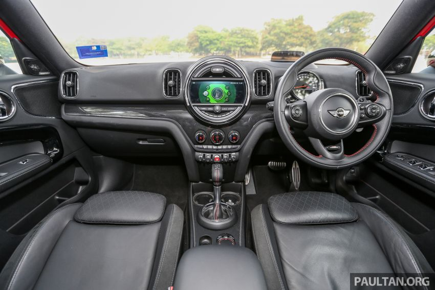 FIRST DRIVE: F60 MINI Cooper S E Countryman All4 and Cooper S Countryman Sports – which is better? Image #866962