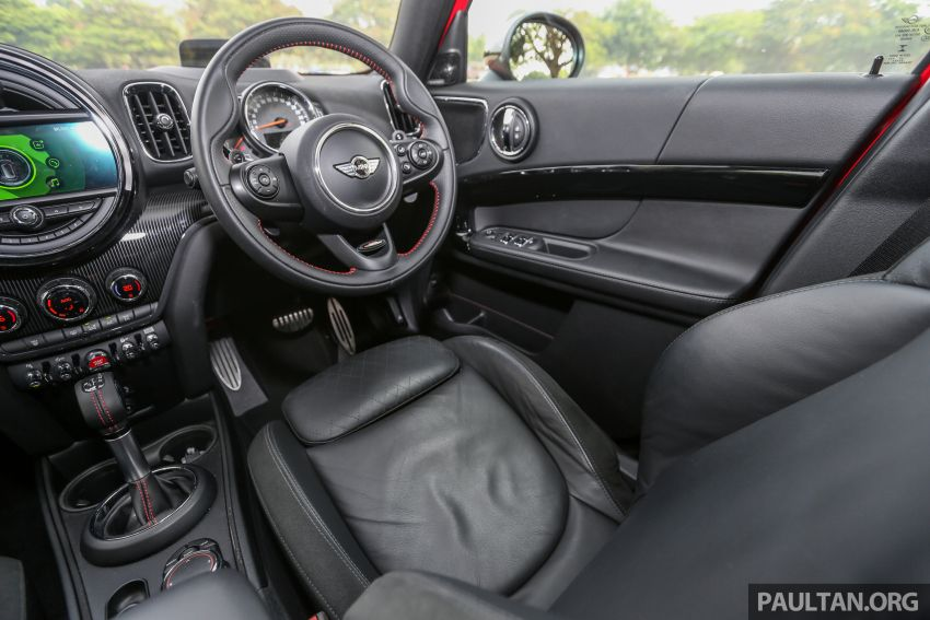FIRST DRIVE: F60 MINI Cooper S E Countryman All4 and Cooper S Countryman Sports – which is better? Image #866997