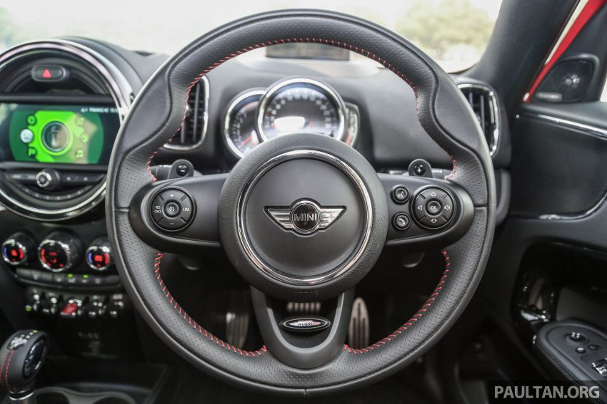 FIRST DRIVE: F60 MINI Cooper S E Countryman All4 and Cooper S Countryman Sports – which is better? Image #866963