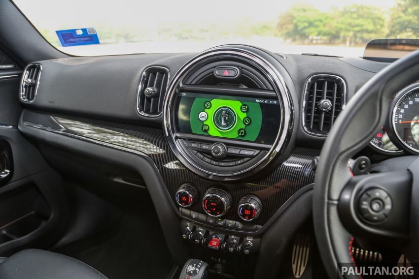 FIRST DRIVE: F60 MINI Cooper S E Countryman All4 and Cooper S Countryman Sports – which is better? Image #866967