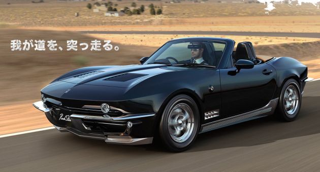 C2 Corvette For Sale >> Mitsuoka Rock Star - C2 Corvette Stingray looks with Mazda MX-5 ND mechanicals; what's not to like?