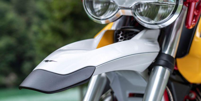 Moto Guzzi V85 TT didedah – guna enjin dua silinder V 850 cc baru, jadi platform untuk beberapa model lain Image #868314