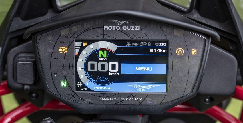 Moto Guzzi V85 TT didedah – guna enjin dua silinder V 850 cc baru, jadi platform untuk beberapa model lain Image #868315