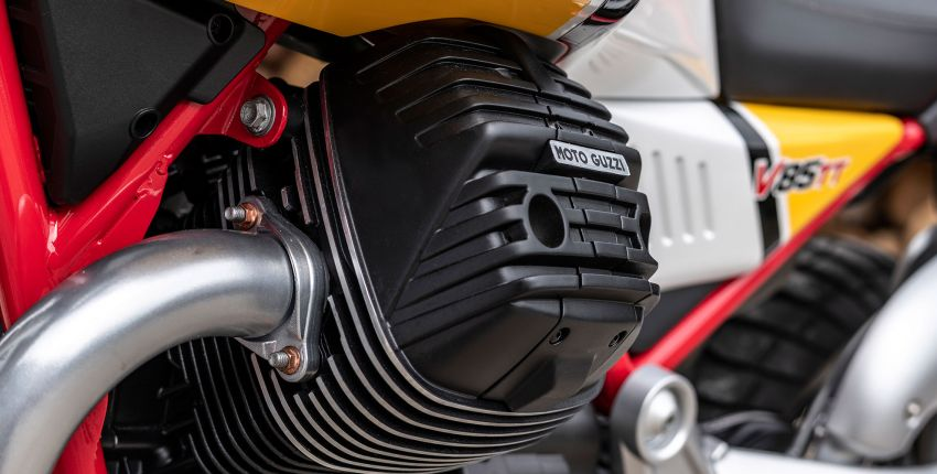 Moto Guzzi V85 TT didedah – guna enjin dua silinder V 850 cc baru, jadi platform untuk beberapa model lain Image #868317
