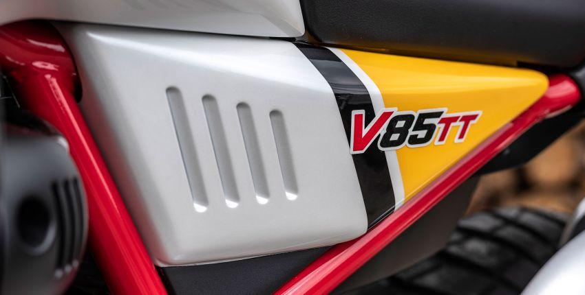 Moto Guzzi V85 TT didedah – guna enjin dua silinder V 850 cc baru, jadi platform untuk beberapa model lain Image #868318
