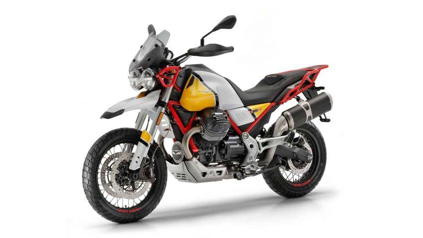 Moto Guzzi V85 TT didedah – guna enjin dua silinder V 850 cc baru, jadi platform untuk beberapa model lain Image #868302