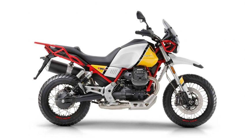Moto Guzzi V85 TT didedah – guna enjin dua silinder V 850 cc baru, jadi platform untuk beberapa model lain Image #868303