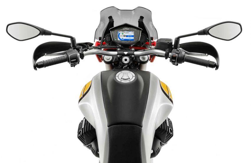Moto Guzzi V85 TT didedah – guna enjin dua silinder V 850 cc baru, jadi platform untuk beberapa model lain Image #868306