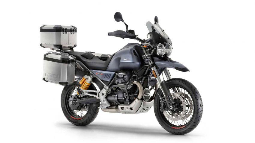 Moto Guzzi V85 TT didedah – guna enjin dua silinder V 850 cc baru, jadi platform untuk beberapa model lain Image #868307