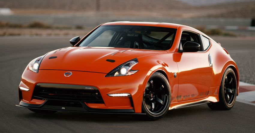 Nissan 370Z Project Clubsport 23 – 400 hp track car Image #880280