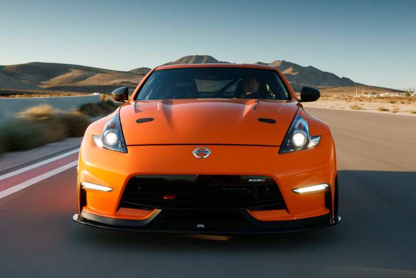 Nissan 370Z Project Clubsport 23 – 400 hp track car Image #880282