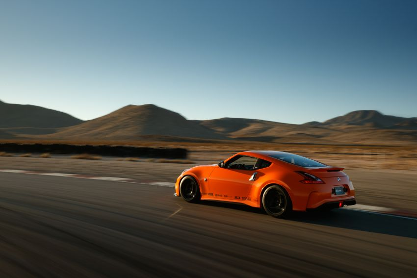 Nissan 370Z Project Clubsport 23 – 400 hp track car Image #880284