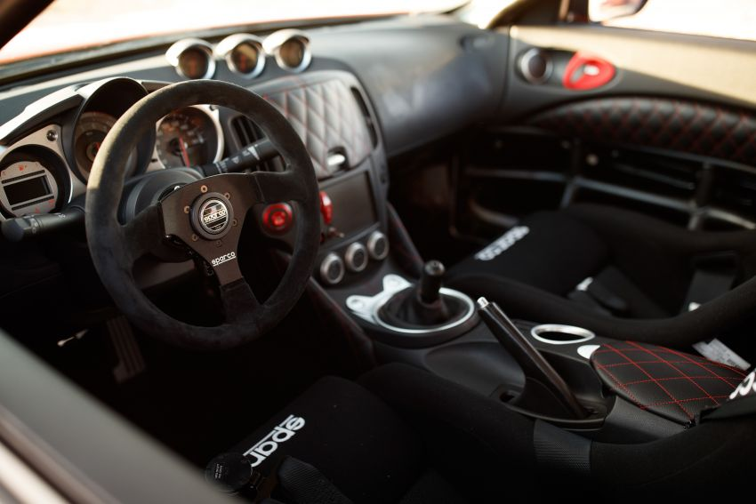 Nissan 370Z Project Clubsport 23 – 400 hp track car Image #880287