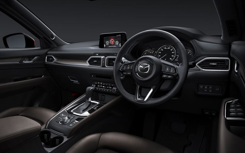 2019 Mazda CX-5 launched in Japan – new 2.5L turbo, G-Vectoring Control Plus, nighttime pedestrian AEB Image #872180