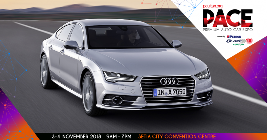 <em>paultan.org</em> PACE 2018 – enjoy rebates of up to RM45,000 on an Audi Q3, A6 or A7 with Euromobil! Image #872932