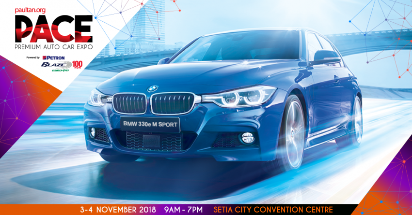 <em>paultan.org</em> PACE 2018 – BMW 330e M Sport from as low as RM2,650 per month with Wheelcorp Premium! Image #877967