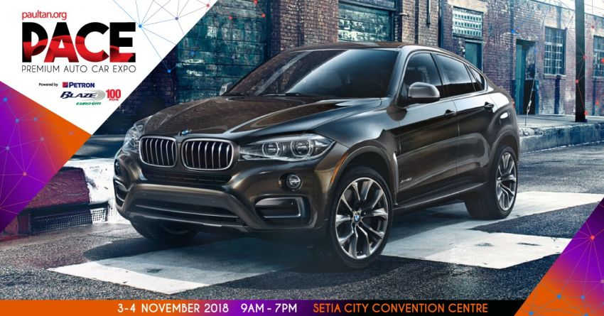 <em>paultan.org</em> PACE 2018 – find the best deals on BMW Premium Selection cars, prices start from RM65,000 Image #880138