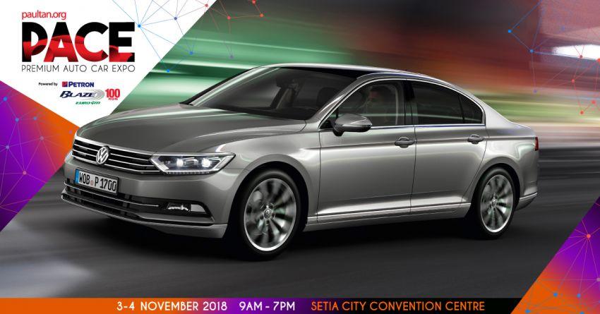 <em>paultan.org</em> PACE 2018 – Volkswagen Passat with up to RM15,000 rebates, plus RM2,000 petrol rebate! Image #878113