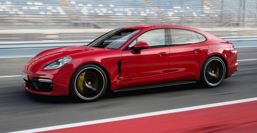Porsche Panamera GTS dan Panamera Sport Turismo GTS – 4.0 liter V8, dua pengecas turbo, 460 hp/620 Nm! Image #873812