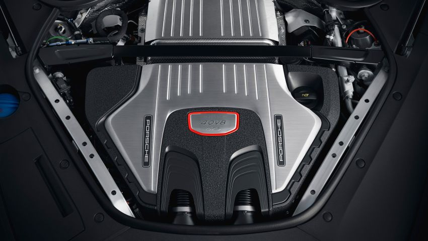 Porsche Panamera range gets GTS variant – 460 hp V8 Image #873645