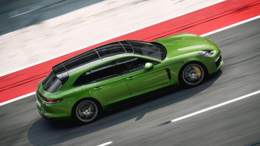 Porsche Panamera range gets GTS variant – 460 hp V8 Image #873646