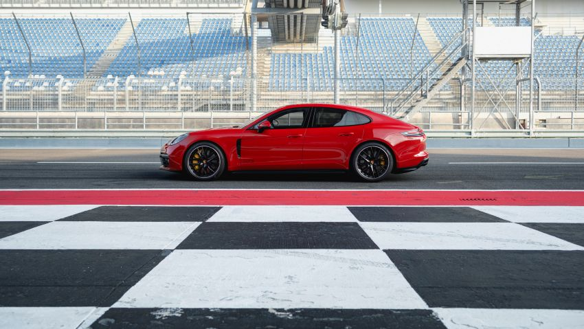 Porsche Panamera GTS dan Panamera Sport Turismo GTS – 4.0 liter V8, dua pengecas turbo, 460 hp/620 Nm! Image #873807