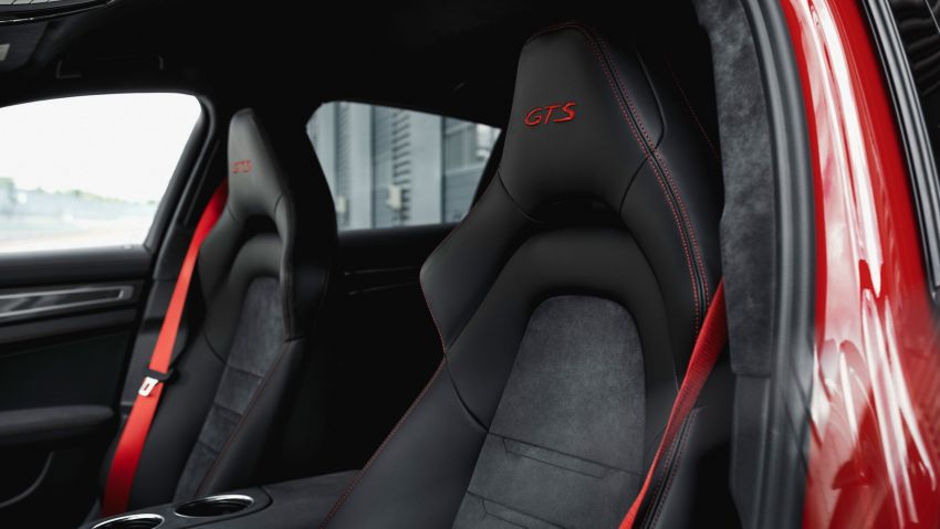 Porsche Panamera GTS dan Panamera Sport Turismo GTS – 4.0 liter V8, dua pengecas turbo, 460 hp/620 Nm! Image #873808
