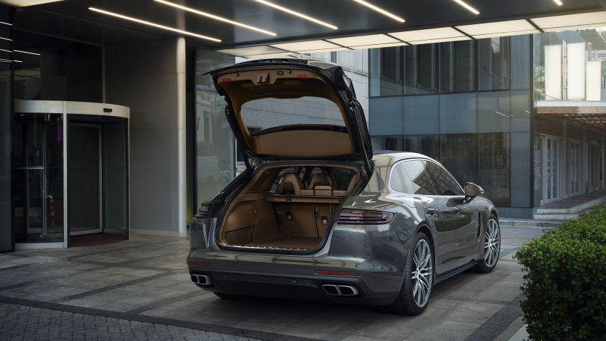 Porsche Panamera GTS dan Panamera Sport Turismo GTS – 4.0 liter V8, dua pengecas turbo, 460 hp/620 Nm! Image #873813
