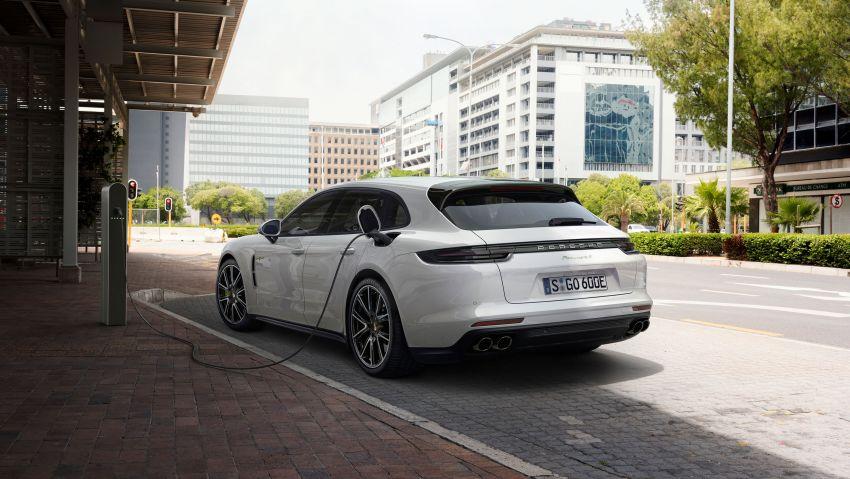 Porsche Panamera GTS dan Panamera Sport Turismo GTS – 4.0 liter V8, dua pengecas turbo, 460 hp/620 Nm! Image #873814