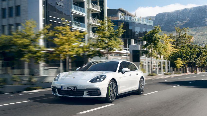 Porsche Panamera range gets GTS variant – 460 hp V8 Image #873656