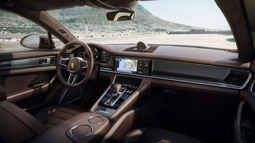 Porsche Panamera GTS dan Panamera Sport Turismo GTS – 4.0 liter V8, dua pengecas turbo, 460 hp/620 Nm! Image #873816
