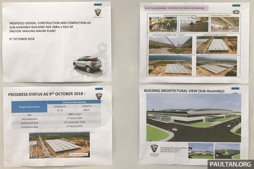 Proton to invest RM1.2 billion for production of X70 SUV, next-gen models; Tg Malim to be R&D, RHD hub Image #872000