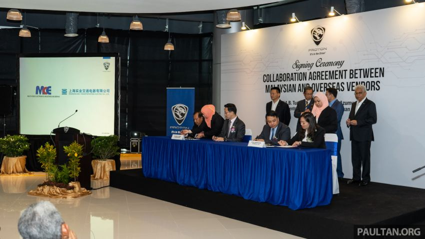 Proton vendors to collaborate with Chinese companies for X70 production – RM170 million initial investment Image #871916