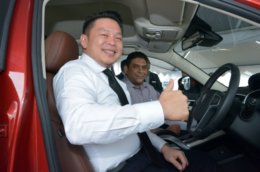 Proton X70 – SUV's official launch set for November Image #867076