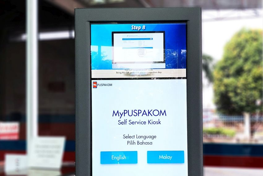 Puspakom announces online booking/payment service Image #868907