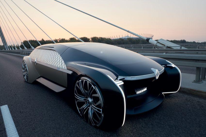 Renault EZ-ULTIMO – an autonomous mobile lounge Image #868537