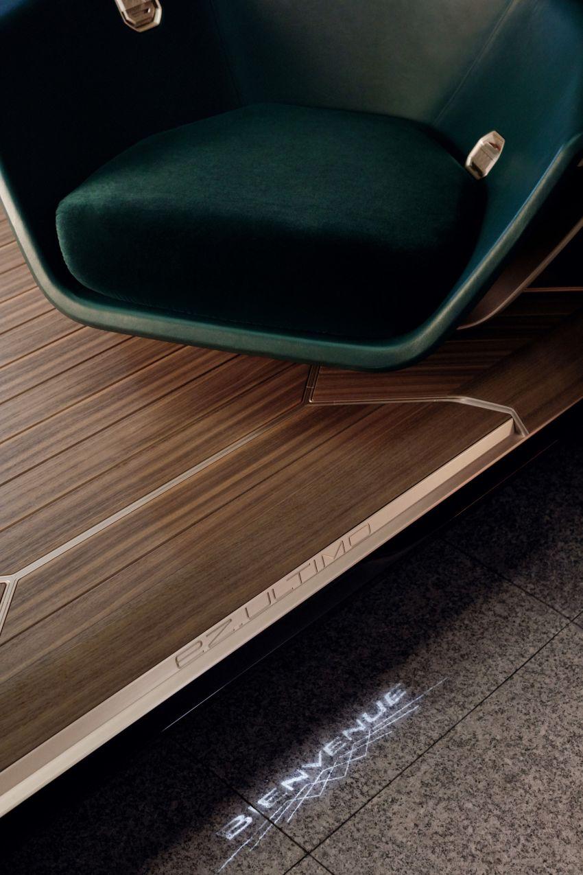 Renault EZ-ULTIMO – an autonomous mobile lounge Image #868515