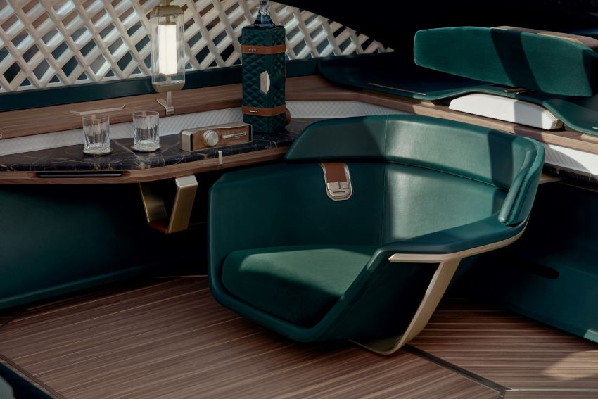 Renault EZ-ULTIMO – an autonomous mobile lounge Image #868518