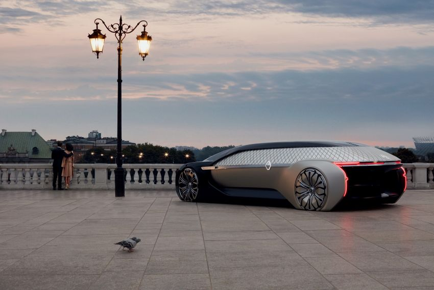 Renault EZ-ULTIMO – an autonomous mobile lounge Image #868568
