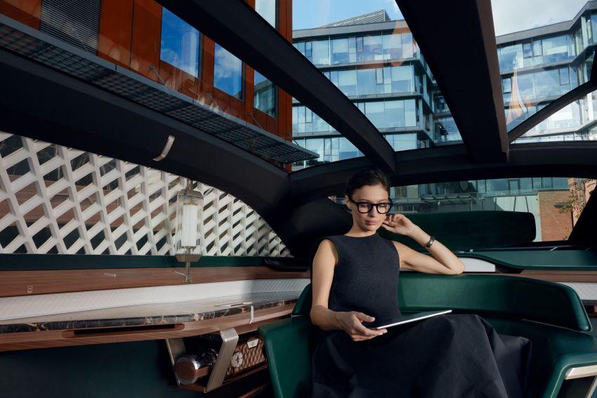 Renault EZ-ULTIMO – an autonomous mobile lounge Image #868579