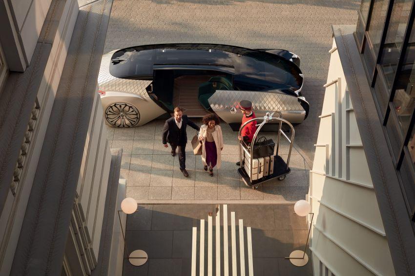 Renault EZ-ULTIMO – an autonomous mobile lounge Image #868583