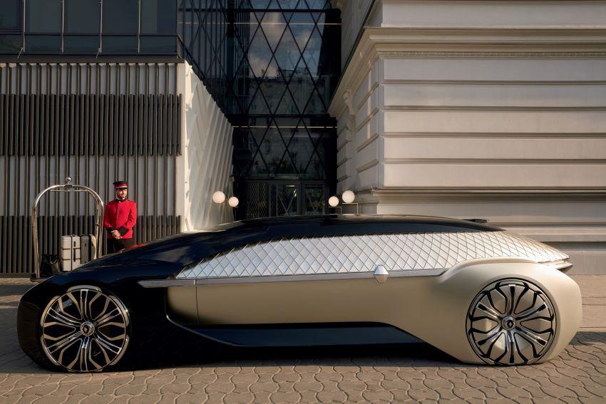 Renault EZ-ULTIMO – an autonomous mobile lounge Image #868584