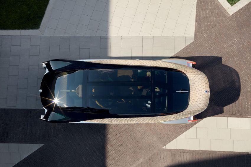 Renault EZ-ULTIMO – an autonomous mobile lounge Image #868585