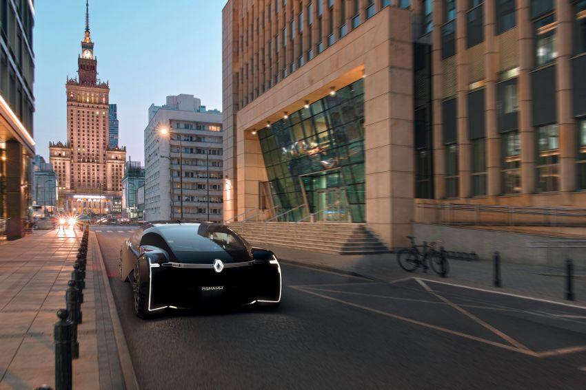 Renault EZ-ULTIMO – an autonomous mobile lounge Image #868586