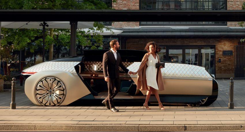 Renault EZ-ULTIMO – an autonomous mobile lounge Image #868531