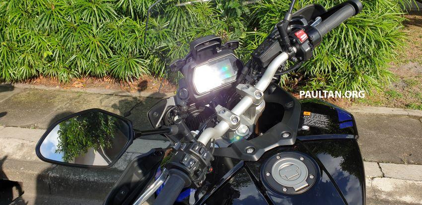 SPYSHOTS: 2019 Yamaha Tracer 900 GT in Malaysia Image #874715
