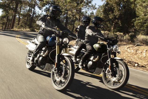2019 Triumph Scrambler 1200 Xc And Xe Launched