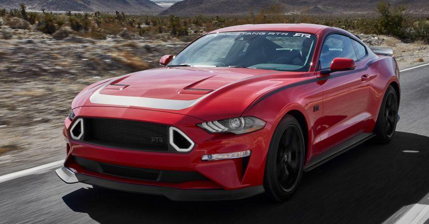 Ford Series 1 Mustang RTR makes its debut at SEMA Image #880510