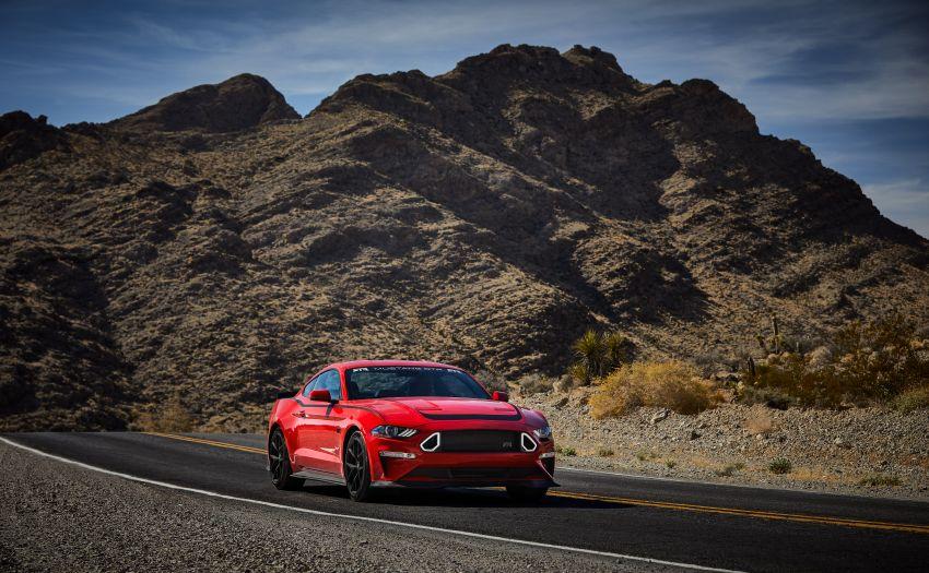 Ford Series 1 Mustang RTR makes its debut at SEMA Image #880511