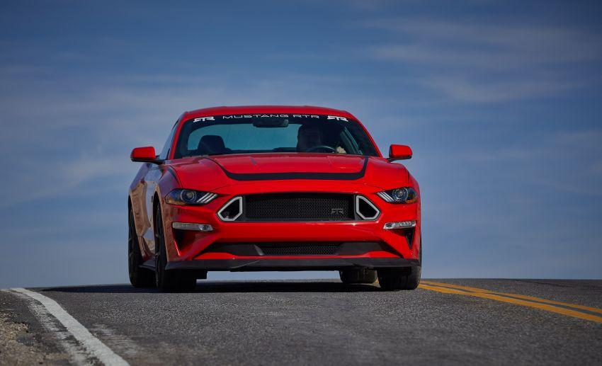Ford Series 1 Mustang RTR makes its debut at SEMA Image #880513